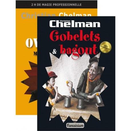 Chelman DVD pack (Blitz+Gobelets)