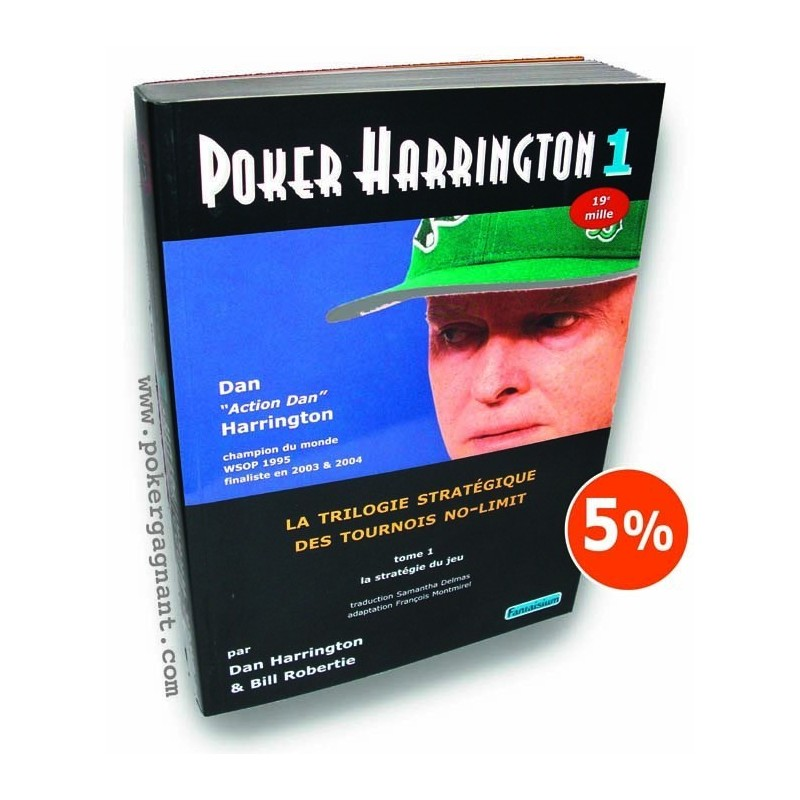 harrington poker
