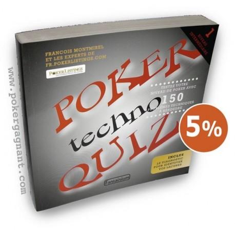 Poker Techno Quiz 1
