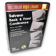Salvano back and front - DVD