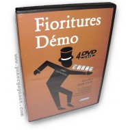 Fioritures Demo - pack de 4 DVD