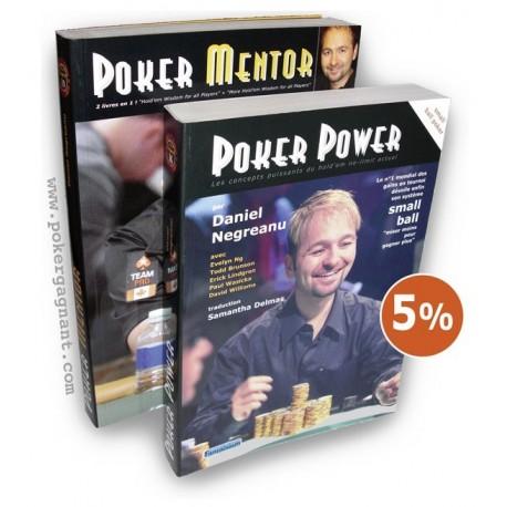 Bilogie Negreanu (Power + Mentor)