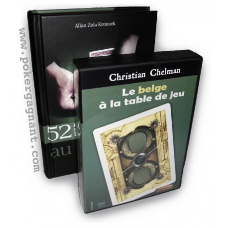 Tricherie : livre + DVD
