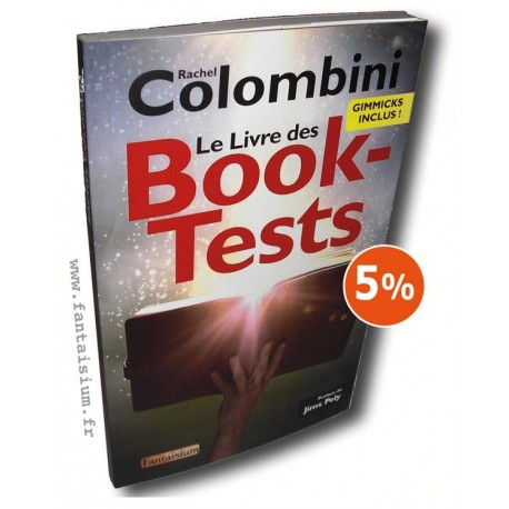 Livre des Book-tests (le) + gimmicks