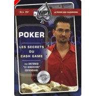 Poker : les secrets du cash-game – livre + DVD