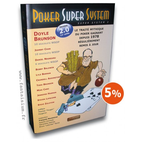 Poker Super System - version 2.0