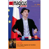Magicus Magazine : numéro d'essai