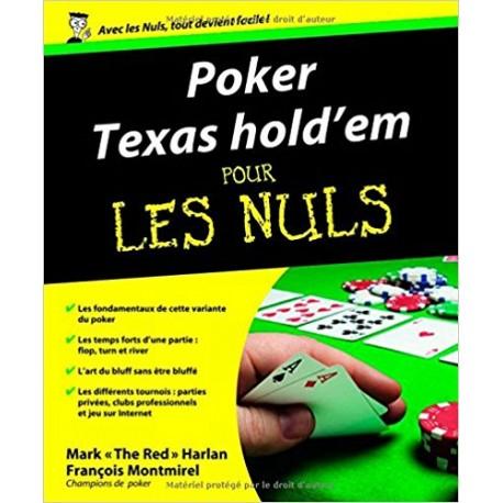 Poker Texas Hold'em pour les Nuls