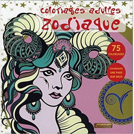 Coloriages Adultes Zodiaque