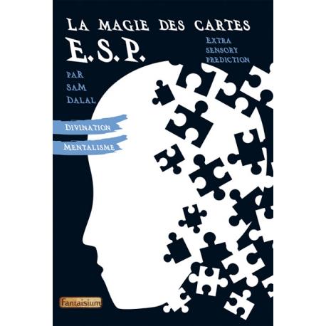 Magie des Cartes E.S.P. (livre)