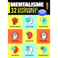 Mentalisme : 32 expériences bluffantes - version 2.0