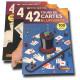 Tours de cartes bluffants : tomes 1 et 2